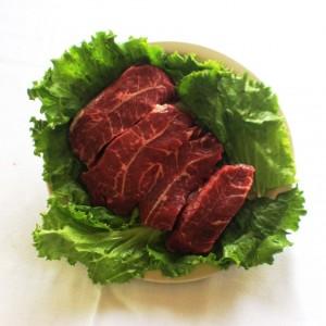 MEAT BEEF TIP STEAK-1