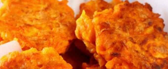 Pumpkin Latkes - Kohn's Restaurant & Deli - The Finest in Kosher